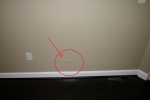 Moisture inspection and leak detection code red for How to clean smoke damage from painted walls