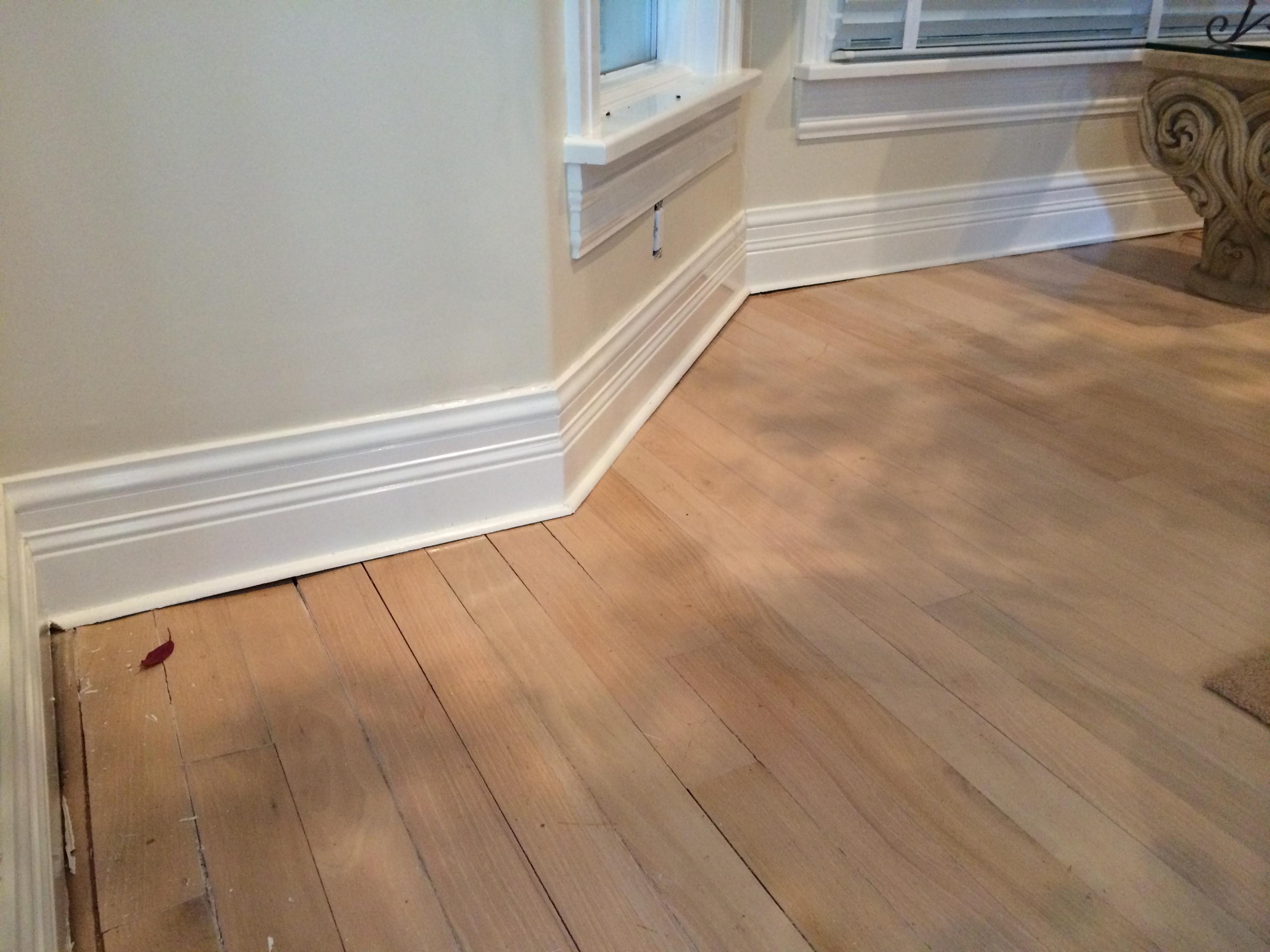 Water Damaged Wood Floor Planks Code Red Restoration Llc Water Damage Restoration Fire